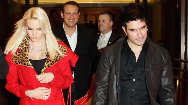 Gina-Lisa Lohfink und Marc Terenzi beim Berlin Film Festival 2009 Ex-Partner Beziehung Dschungelcamp