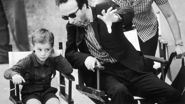 """Der kleine Giorgio Cantarini in """"Das Leben ist schön"""""""