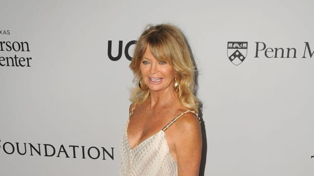 Hollywood-Comeback von Goldie Hawn