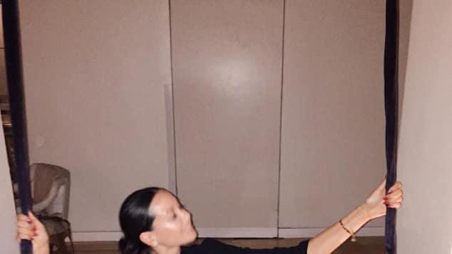 Grace Capristo zeigt ihre Modelbeine auf Instagram, Ex-Monrose-Sängerin