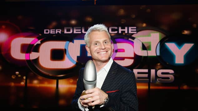 Guido Cantz hat den deutschen Comedypreis 2014 bekommen
