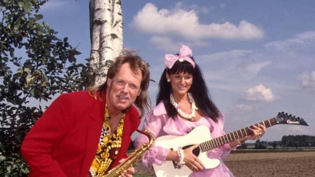 Gunter Gabriel und Karin Grundmann