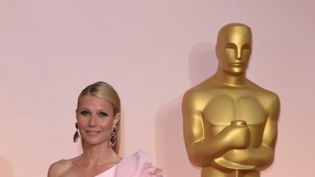 Gwyneth Paltrow bei den Oscars 2015