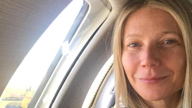 Gwyneth Paltrow zeigt sich ungeschminkt