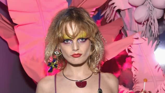Topmodel Model Hanne Gaby Odiele Intersexuell Intersexualität gegen Vorurteile
