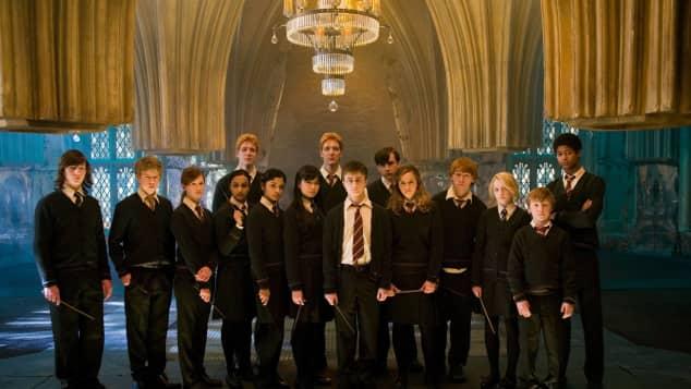 """Harry Potter; Gryffindor; """"Harry Potter und der Orden des Phoenix"""""""