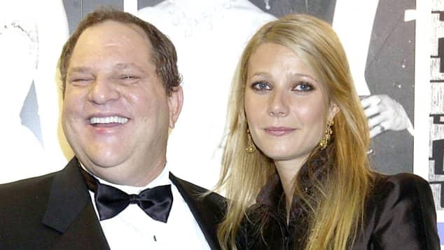 Harvey Weinstein Gwyneth Paltrow sexuelle Belästigung Filmmogul