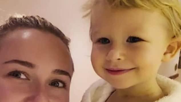 Hayden Panettiere zeigt stolz ihre Tochter Kaya