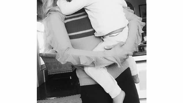 Hayden Panettiere mit Tochter Kaya
