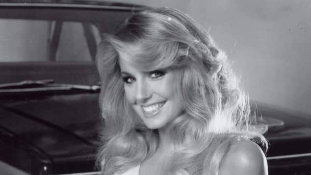 "Heather Thomas turned a lot of heads when she starred as ""Jody Banks"" in The Fall Guy."