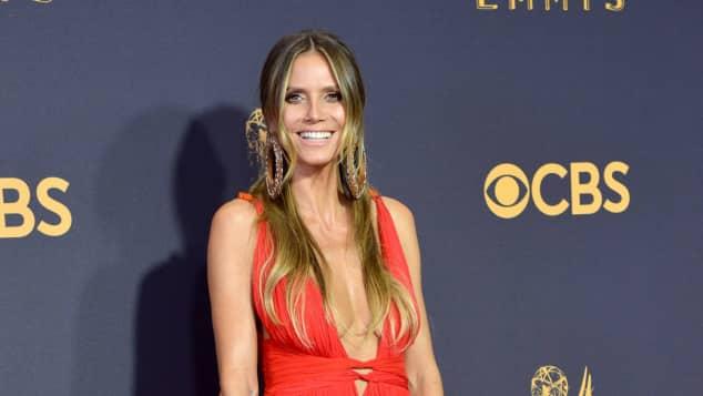 Heidi Klum Emmys