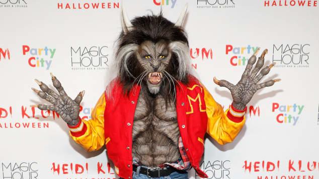 Heidi Klum: So cool und gruselig wie nie auf ihrer Halloween-Party