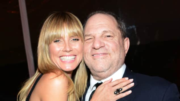 Heidi Klum Harvey Weinstein