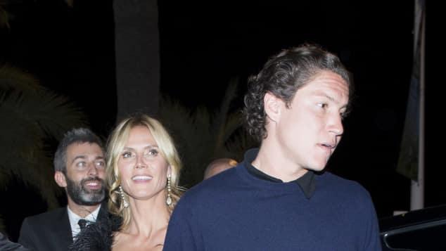 Heidi Klum und Vito Schnabel zeigten sich super verliebt in Cannes