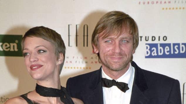 Heike Makatsch Daniel Craig 2001 Paar