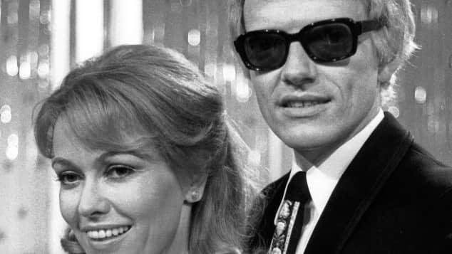 Heino mit seiner Frau Hannelore im Jahr 1979