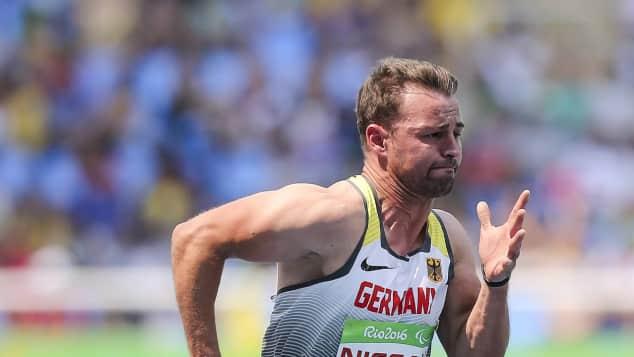Heinrich Popow Sprinter Paralympics