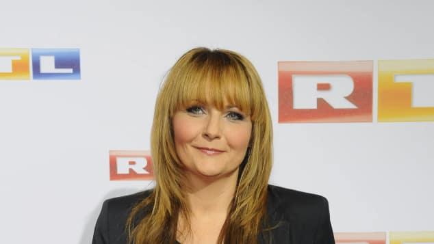 TV-Darstellerin Helena Fürst