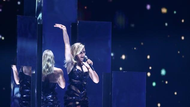 Helene Fischer: So selbsbewusst und sexy trat sie im GNTM-Finale auf