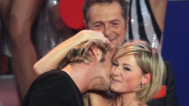 Helene Fischer und Florian Silbereisen im Jahr 2009