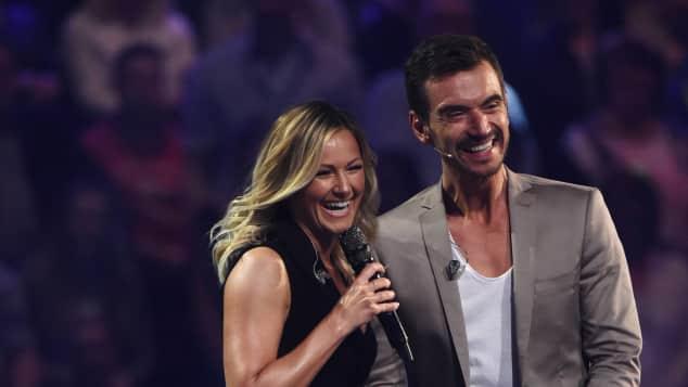 Helene Fischer und Florian Silbereisen: Seit 2008 sind sie glücklich zusammen