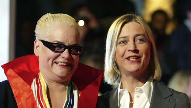 Hella von Sinnen und Cornelia Scheel haben sich nach 25 Jahren getrennt