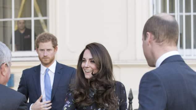 Prinz William Herzogin Catherine