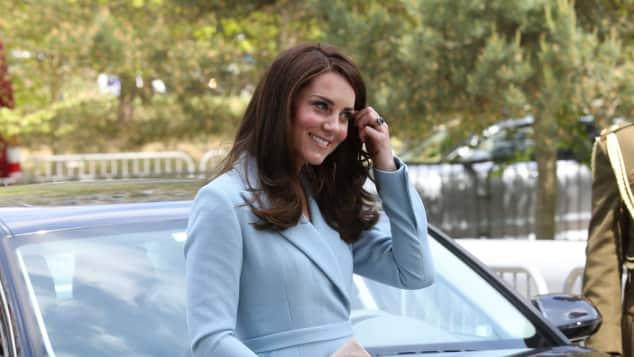 Herzogin Catherine zu Besuch in Luxemburg