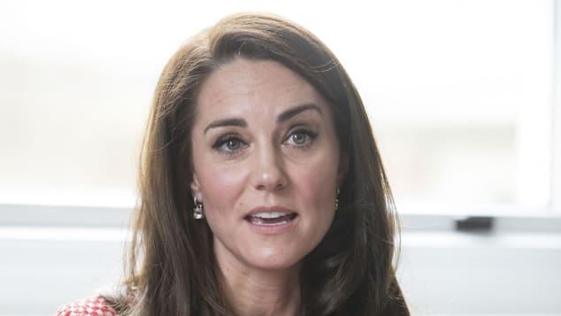 Herzogin Catherine spricht über Muttersein