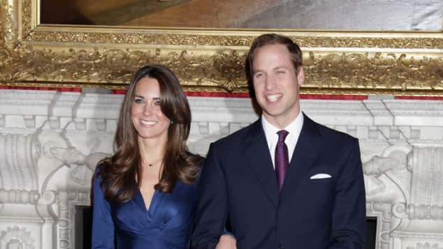 Herzogin Kate Prinz William Verlobung