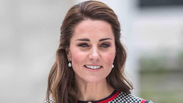 Die 35-jährige Kate wird immer schöner