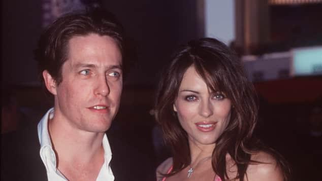 Hugh Grant und Elizabeth Hurley waren 13 Jahre ein Paar