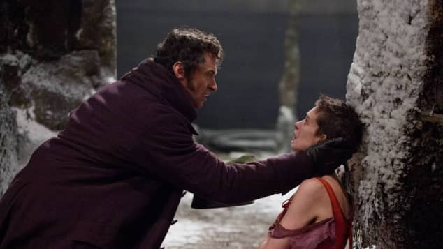 """Hugh Jackman und Anne Hathaway in """"Les Miserables"""""""