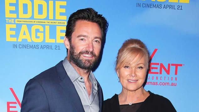 Hugh Jackman und seine Frau Deborra-Lee Furness sind seit 1996 verheiratet