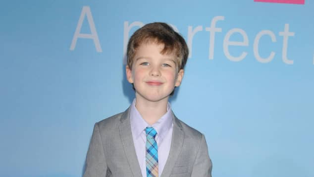 "Iain Armitage spielt den jungen ""Sheldon Cooper"" The Big Bang Theory Spin-off"
