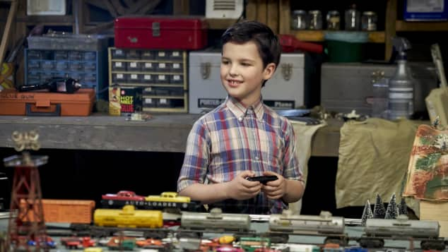 "Iain Armitage, junger ""Sheldon Cooper"", ""The Big Bang Theory""-Spinoff ""Young Sheldon"""