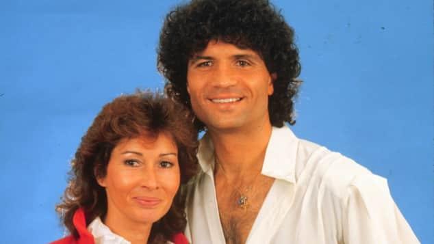 Ingrid und Costa Cordalis