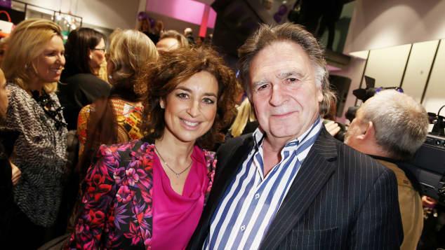 Isabel Varell und Pit Weyrich haben geheiratet