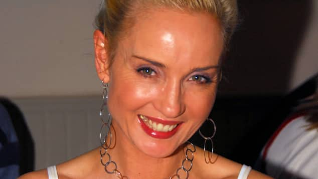 Isabella Hübner im Jahr 2005
