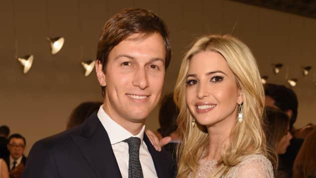 Ivanka Trump und Jared Kushner werden Eltern