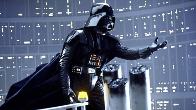 """Darth Vader"" in ""Star Wars"""