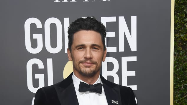 James Franco, Golden Globes