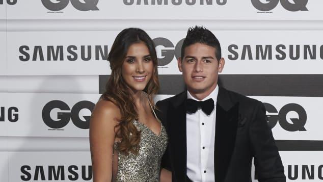 James Rodriguez und Daniela Ospina haben sich getrennt