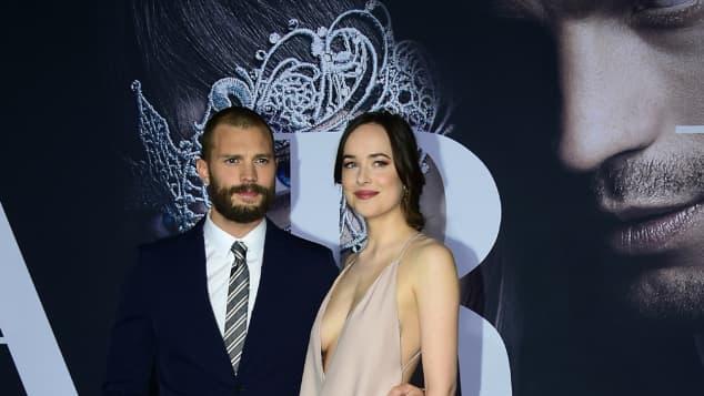 """""""Shades of Grey-Teil 3: Heiße Szenen im neuen Teaser"""