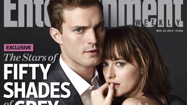 """Jamie Dornan und Dakota Johnson in """"Shades of Grey"""""""