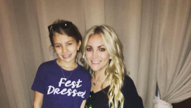 Jamie Lynn Spears Tochter Maddie geht es nach dem Unfall wieder besser Quad ATV Beatmung