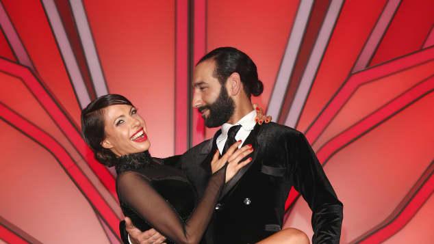 Jana Pallaske und Massimo Sinató Let's Dance