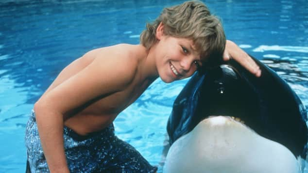 "Jason James Richter aus ""Free Willy"""