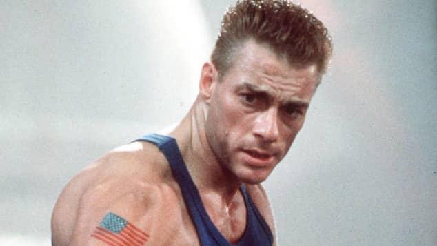 Jean Claude van Damme in Streetfighter