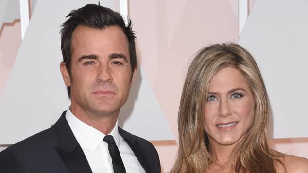 Jennifer Aniston und Justin Theroux haben geheiratet